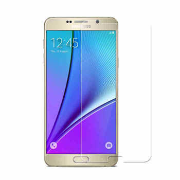 5 adet HYYGEDeal Temperli Cam 9 H ekran Koruyucu Ultra-ince Film Scratch Proof Guard Samsung Galaxy A5 A5000 A500