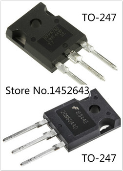 20 ADET/GRUP IRFPG30 TO-247/IHW40N60RF H40RF60 TO-247/BCR30AM-12L TO-3P/GP35B60PD TO-247