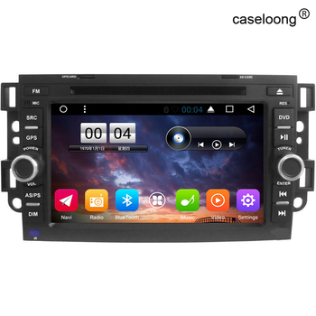 "7 ""Android 6.0 Car DVD Player için Chevrolet Captiva 2008 2009 2010 2011 2012 Araba radyo GPS Navi stereo desteği 3g/WIFI bluetooth"